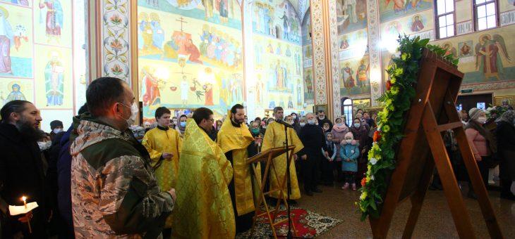 В нижегородский Елисаветинский храм принесена для постоянного пребывания икона преподобного Гавриила Ургебадзе