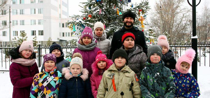 В Елисаветинском храме Автозаводского благочиния Нижнего Новгорода состоялось Святочное Рождественское гуляние